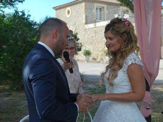 Le mariage de Marie et Hervé
