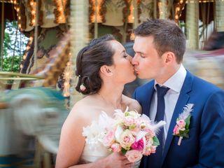Le mariage de Nawel et Florian