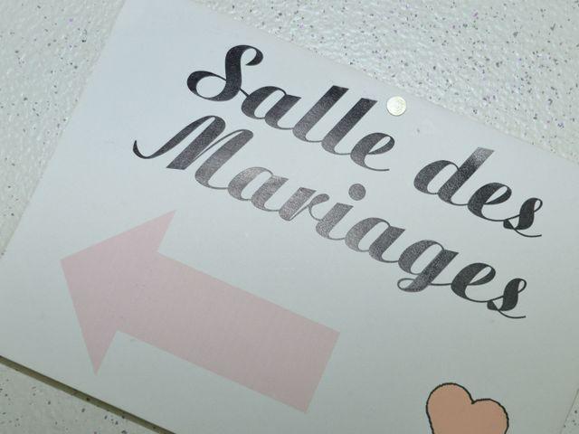 Le mariage de Jonathan et Deborah à Asnières-sur-Oise, Val-d'Oise 12