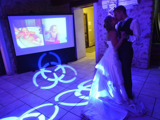 Le mariage de Jonathan et Deborah à Asnières-sur-Oise, Val-d'Oise 26