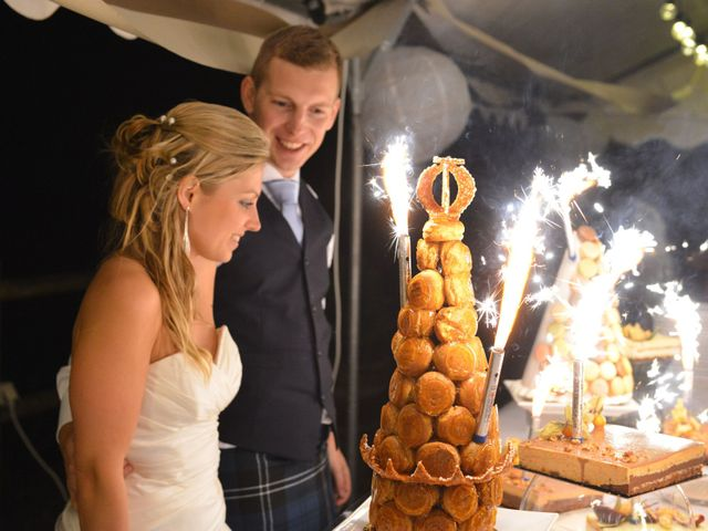 Le mariage de Jonathan et Deborah à Asnières-sur-Oise, Val-d'Oise 29