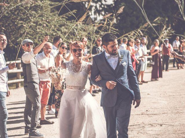Le mariage de Gaëtan et Manon à Montbrison, Loire 11