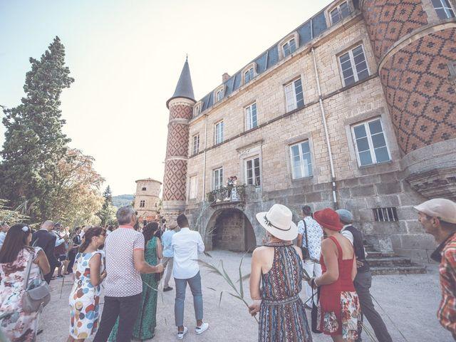Le mariage de Gaëtan et Manon à Montbrison, Loire 13