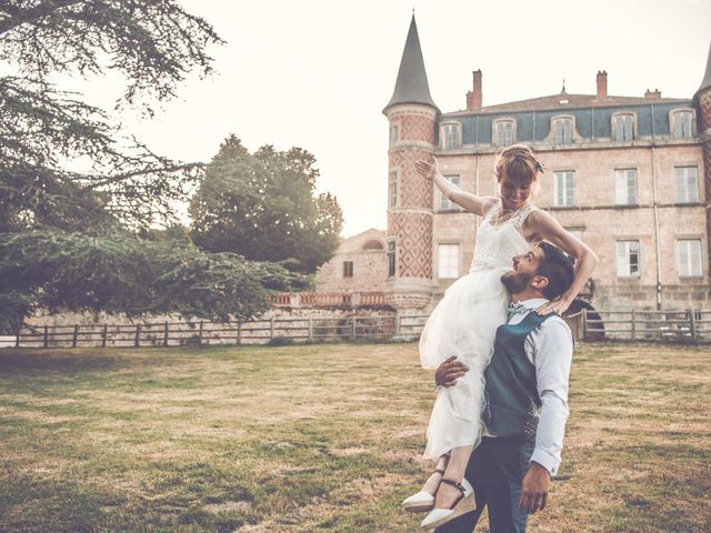 Le mariage de Gaëtan et Manon à Montbrison, Loire 37