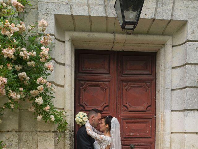 Le mariage de Gregory et Lucie à Neuvic, Dordogne 26