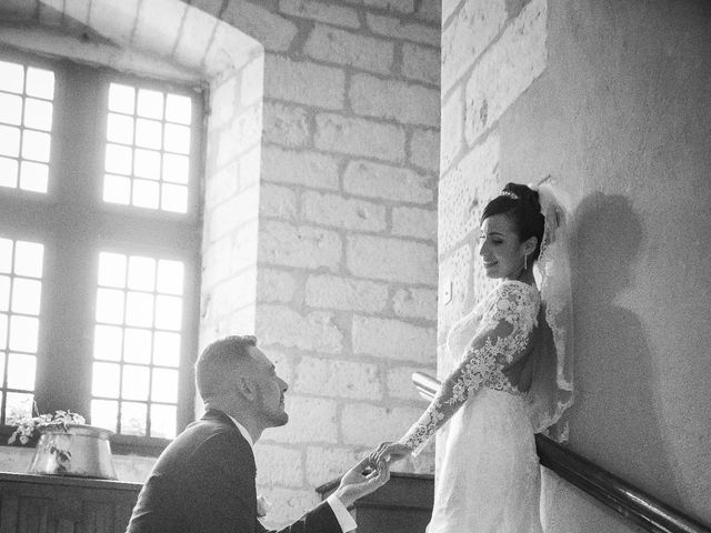 Le mariage de Gregory et Lucie à Neuvic, Dordogne 1