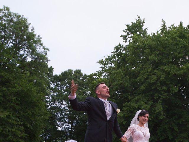Le mariage de Gregory et Lucie à Neuvic, Dordogne 36