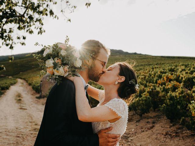Le mariage de Léa et Louis