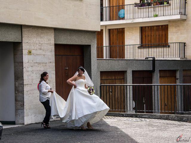 Le mariage de Jérôme et Lou à Paris, Paris 6