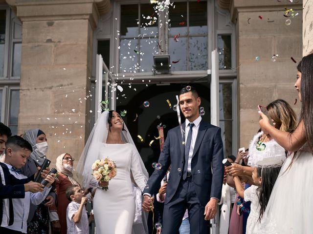Le mariage de Foued et Marwa à Autun, Saône et Loire 9