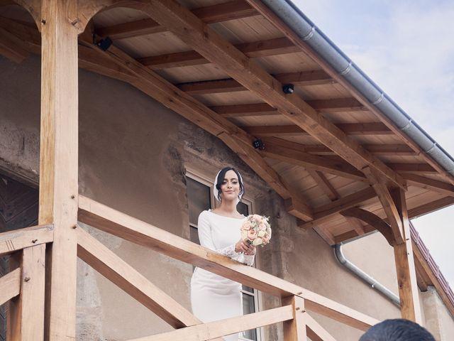 Le mariage de Foued et Marwa à Autun, Saône et Loire 11