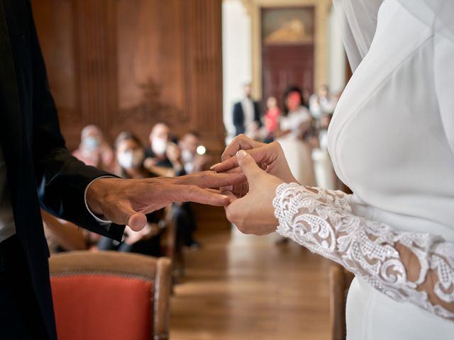 Le mariage de Foued et Marwa à Autun, Saône et Loire 8