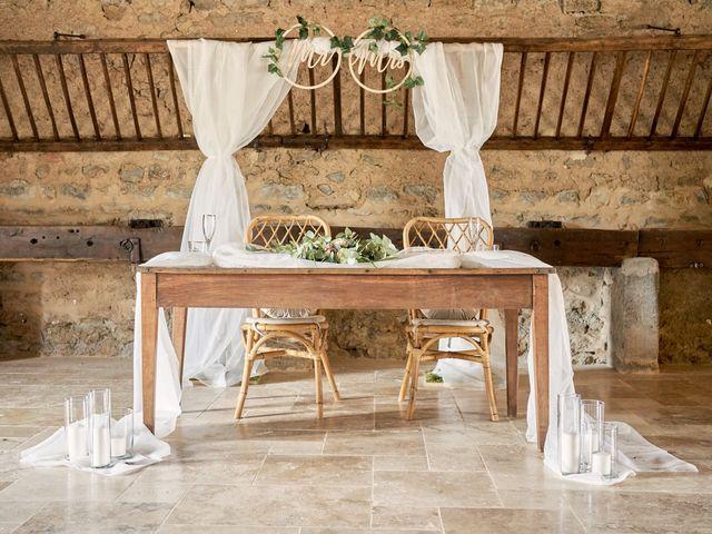 Le mariage de Foued et Marwa à Autun, Saône et Loire 18