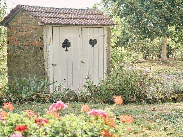 Le mariage de Foued et Marwa à Autun, Saône et Loire 20