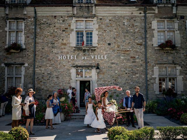 Le mariage de Solène et Sachin à Orthez, Pyrénées-Atlantiques 8