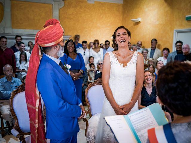 Le mariage de Solène et Sachin à Orthez, Pyrénées-Atlantiques 11
