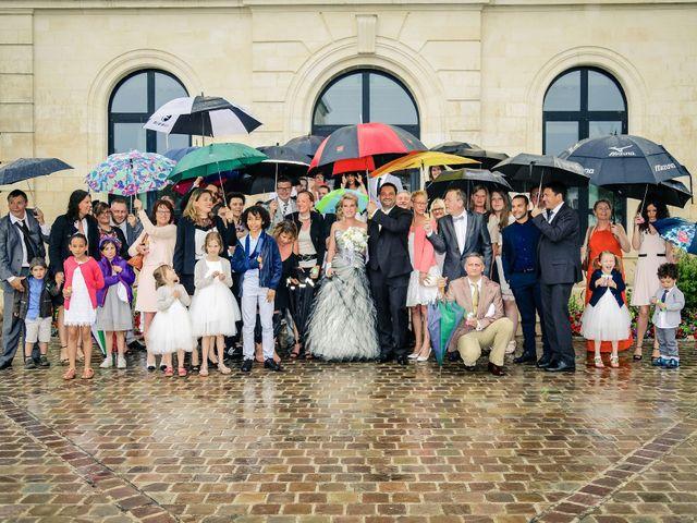 Le mariage de Franck et Lucie à Le Plessis-Bouchard, Val-d'Oise 41