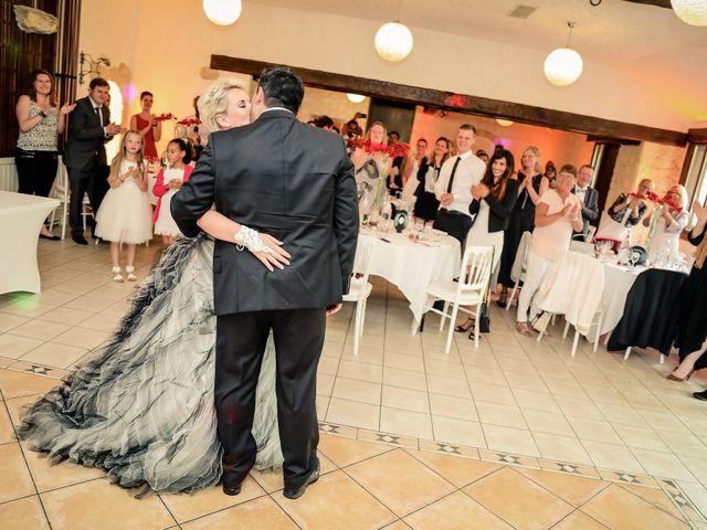 Le mariage de Franck et Lucie à Le Plessis-Bouchard, Val-d'Oise 90