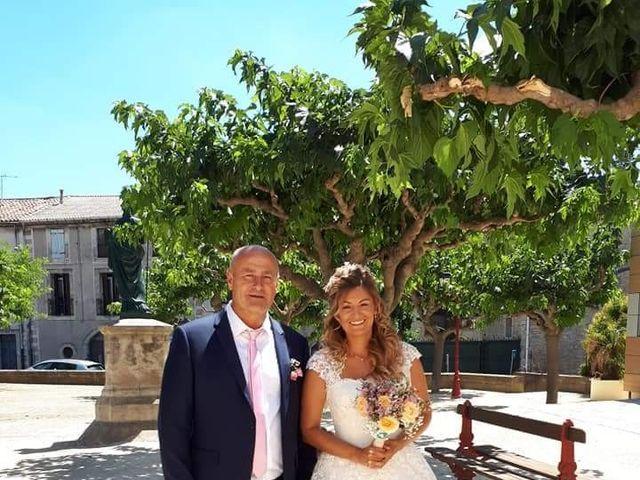 Le mariage de Hervé  et Marie à Capestang, Hérault 12