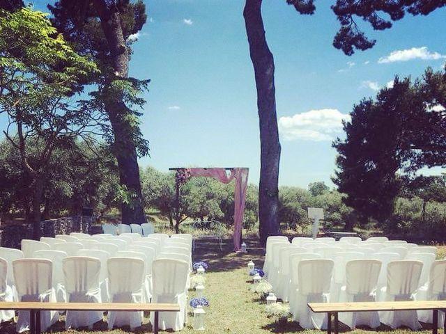 Le mariage de Hervé  et Marie à Capestang, Hérault 15