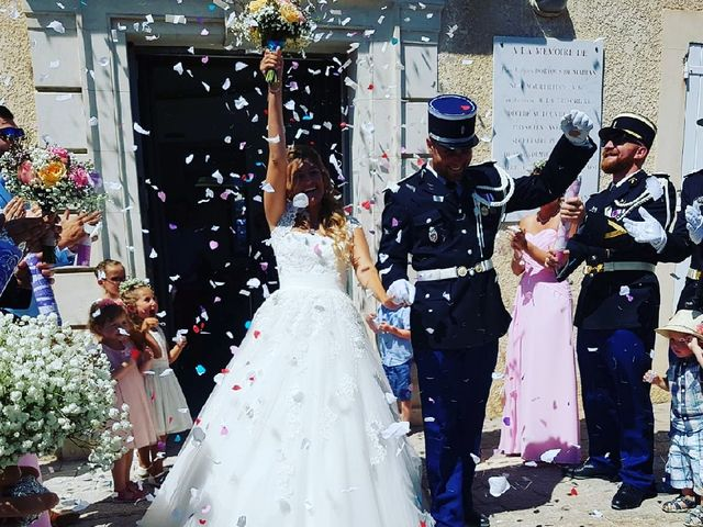 Le mariage de Hervé  et Marie à Capestang, Hérault 1