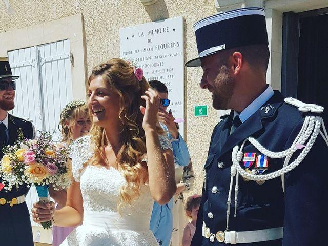 Le mariage de Hervé  et Marie à Capestang, Hérault 17