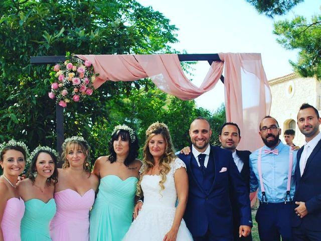 Le mariage de Hervé  et Marie à Capestang, Hérault 18