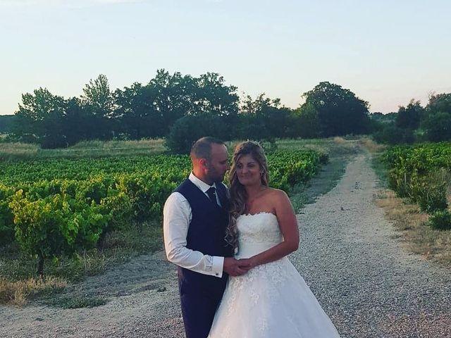Le mariage de Hervé  et Marie à Capestang, Hérault 25