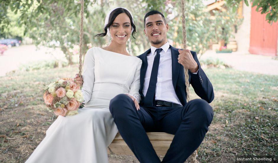 Le mariage de Foued et Marwa à Autun, Saône et Loire