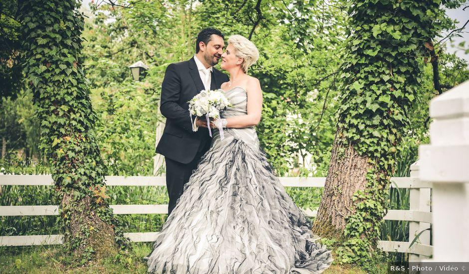 Le mariage de Franck et Lucie à Le Plessis-Bouchard, Val-d'Oise