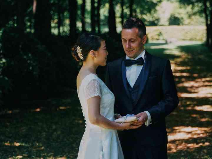 Le mariage de Delphine et Loïc