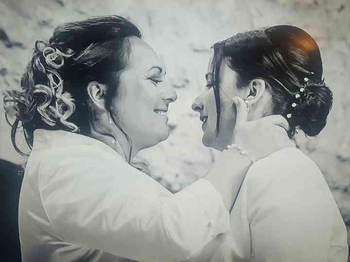 Le mariage de Gwen et Sandrine