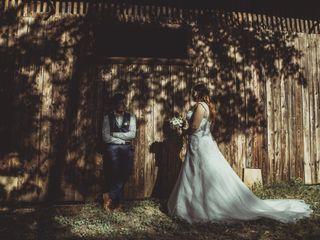 Le mariage de Emilie et William