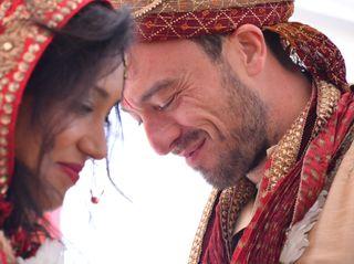 Le mariage de mikao et laurent