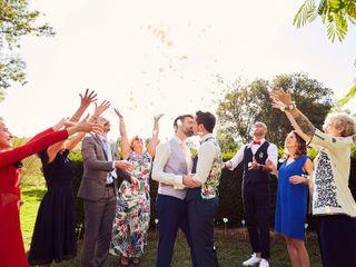 Le mariage de Mathieu et Marc