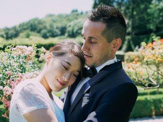Le mariage de Delphine et Loïc 1