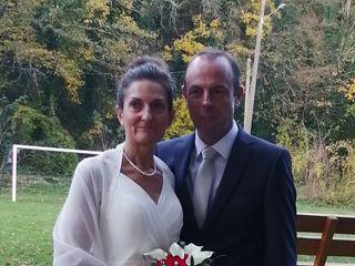 Le mariage de Sandrine et Éric  1