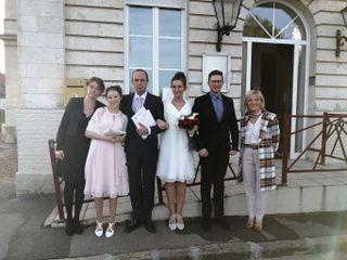Le mariage de Sandrine et Éric  2
