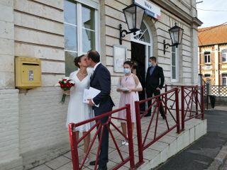 Le mariage de Sandrine et Éric