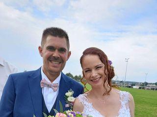 Le mariage de Christelle et Mickaël  1