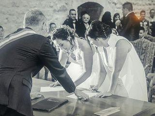 Le mariage de Gwen et Sandrine  1