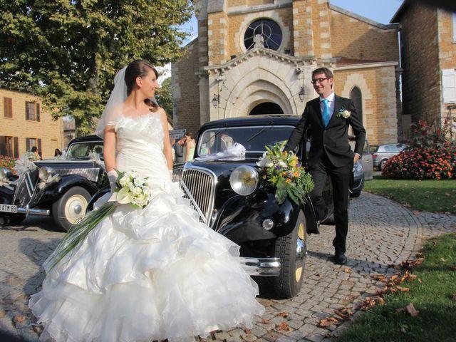 Le mariage de Ani et Alexandre à Lyon, Rhône 13