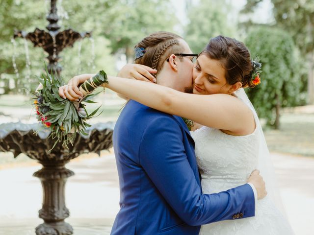 Le mariage de Morgane et Thomas