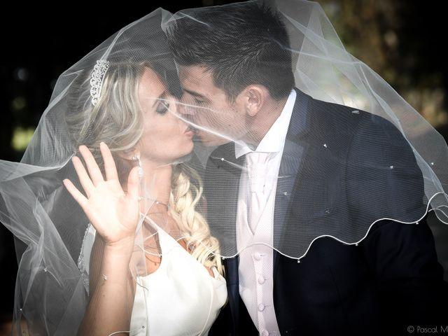 Le mariage de Cathy et Romain
