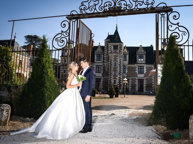 Le mariage de Romain et Cathy à Tours, Indre-et-Loire 18