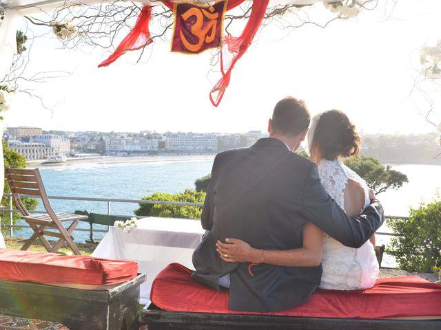 Le mariage de laurent et mikao à Dinard, Ille et Vilaine 7