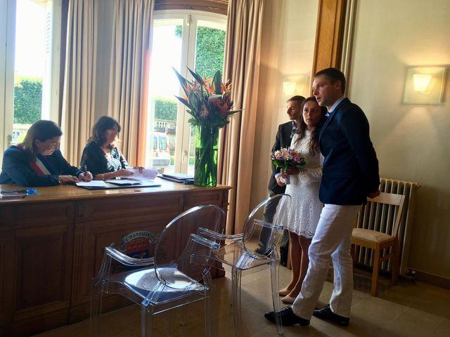 Le mariage de Vladimir  et Odile  à Chantilly, Oise 2