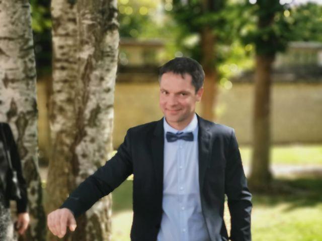 Le mariage de Vladimir  et Odile  à Chantilly, Oise 4