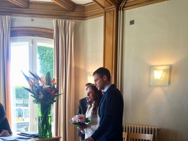 Le mariage de Vladimir  et Odile  à Chantilly, Oise 5