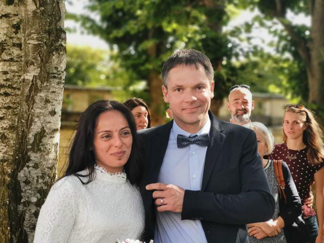 Le mariage de Vladimir  et Odile  à Chantilly, Oise 6